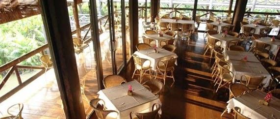 Restaurante Manjar das Garças - Belém do Parà, fonte: Mangal dos Garça, site