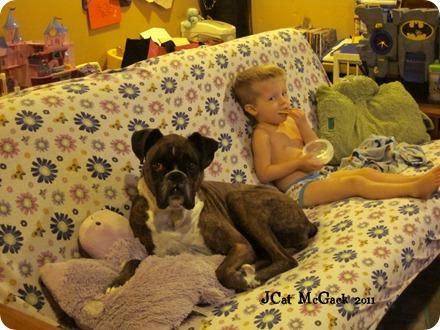 Sophie n Buzz Nov 2011