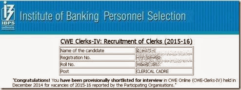 ibps-clerk-exam-results-2014-2015,how many clerk jobs in 2015,ibps clerk 2014 2015 clerk cutoff marks