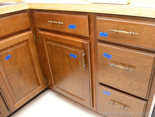 labeled cabinets