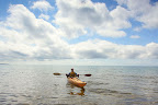 Kayaking at Pancake Bay Provincial Park
