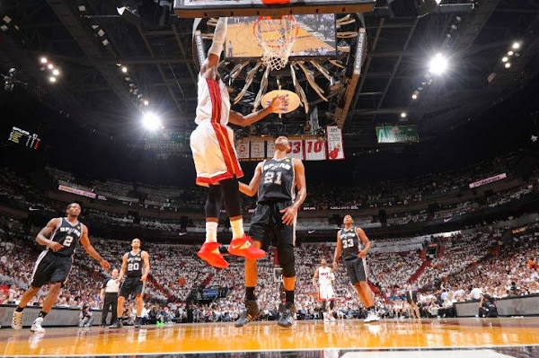Spurs Win Two Straight in Miami Lead the Series 31