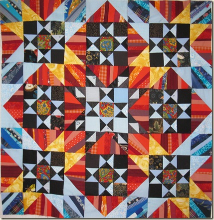 Free Autumn Quilting Patterns
