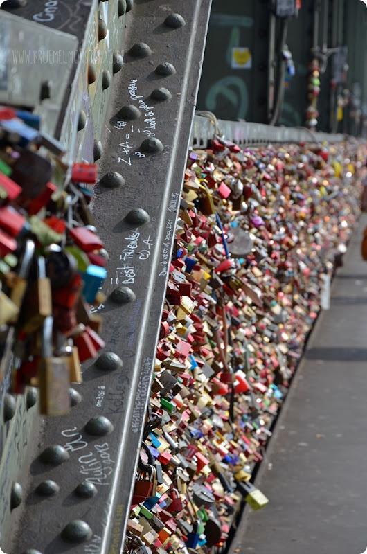 Köln2014 Hohenzollernbrücke8