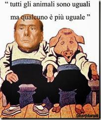 La libertà di Berlusconi è un'indecenza
