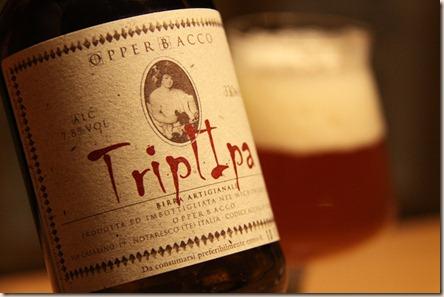Opperbacco TriplIPA label