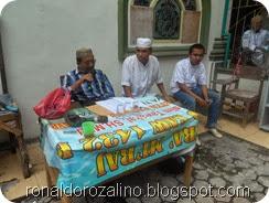 Suasana Pemotongan Hewan Kurban di Masjid Raya Kota Teluk Kuantan (38)