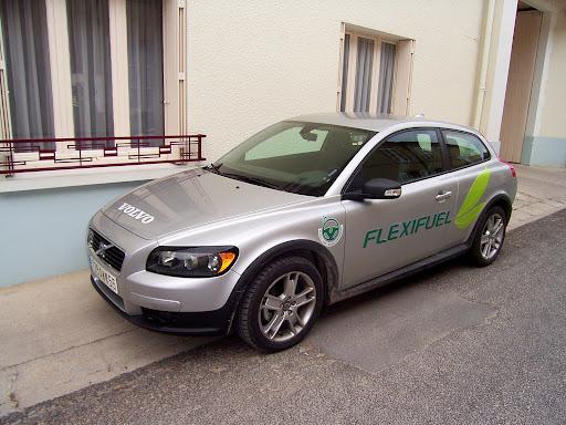 Volvo C30 Flexfuel (ou VCM,