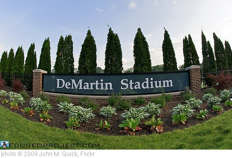 'DeMartin Stadium' photo (c) 2009, John M. Quick - license: http://creativecommons.org/licenses/by/2.0/