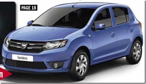 Dacia Sandero 2013 13