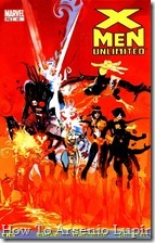 P00043 - X-Men Unlimited #43