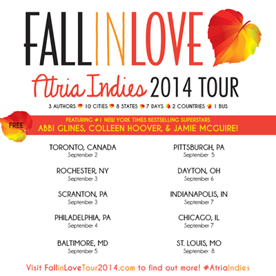 Fall in Love Tour_Graphic