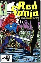 P00008 - Red Sonja v2 #6