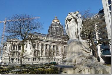 最高裁判所 Palais du justice