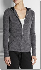 Banjo and Matilda Cashmere Hooded Jacket