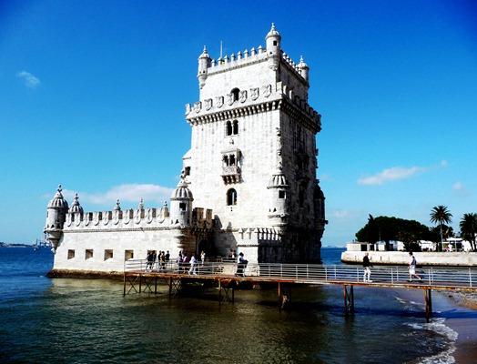 9 . lisboa - torre de belem