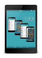 Screenshot of 192 Square Lite Icon Pack
