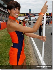 Paddock Girls Gran Premi Aperol de Catalunya  03 June  2012 Circuit de Catalunya  Catalunya (11)