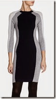 Karen Millen Block Knit Dress