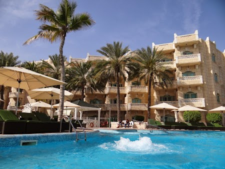 Grand Hyatt Hotel - Muscat Oman