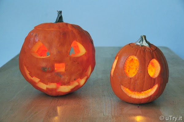 Pumpkin Carving and Happy Halloween!