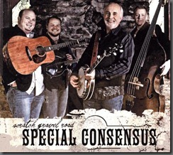 "Prescription Bluegrass Reviews ""Scratch Gravel Road""–from Special Consensus"