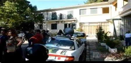 Video από την κατάληψη στο Ξενία