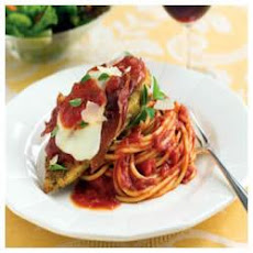 Baked Chicken Saltimbocca