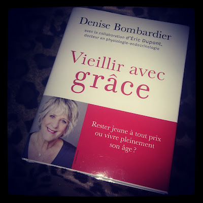 IDC + Denise Bombardier = Vieillir avec grâce!
