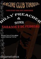 BILLY PRECHER 2 FEB