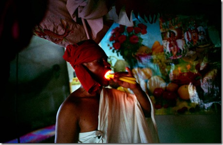 Мир колдунов и ритуалов Камбоджи