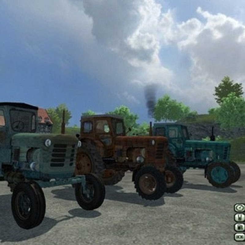 Farming simulator 2013 - Belarus T 40