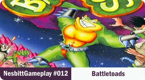 NESBITT GAMEPLAYS #012