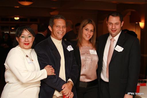 Maria Solano, Virgilio Reyes, Loly Rangel, Jesus Moreno