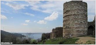 Вид на Стамбул из Йороса. Турция. www.timeteka.ru