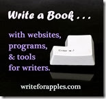 Write a Book button 2