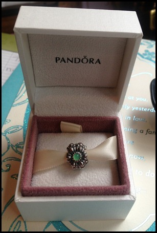 Pandora charm for bd from Russ