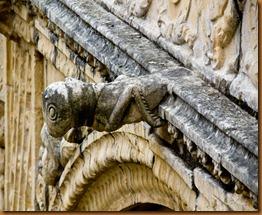 Lisbon, cricket gargoyle