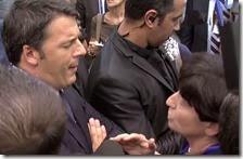Matteo Renzi e Camilla Gritti