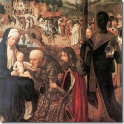 Geertgen Tot Sint-Jans - Adoration of the Magi