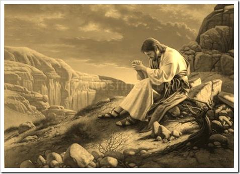 Jesus no deserto 2