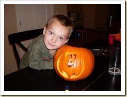 Carving Pumpkins (2) (Medium)
