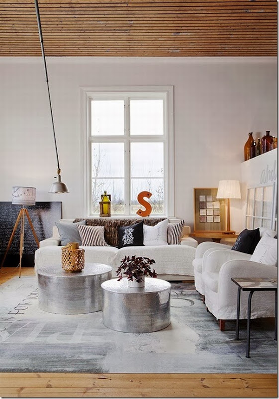 case e interni - stile scandinavo - moderno - bianco (1)