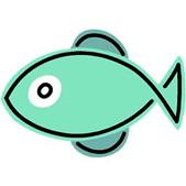 fishblue
