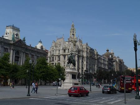 Obiective turistice Porto: Primaria