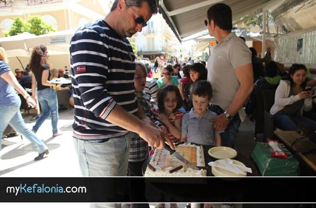 15 χρόνια Antico Cafe στο Λιθόστρωτο