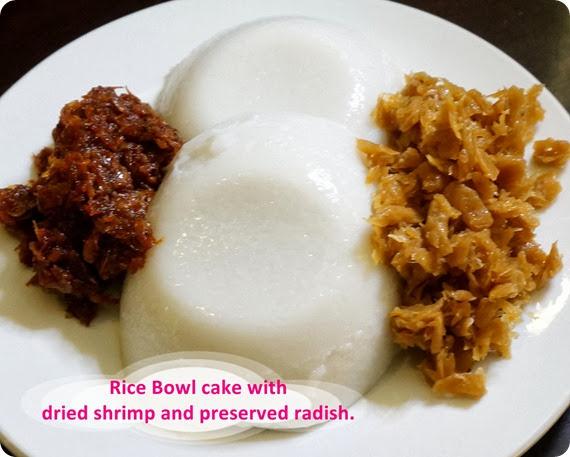 food box rice bowl cake