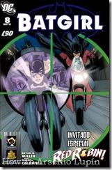 P00022 - Batgirl #8