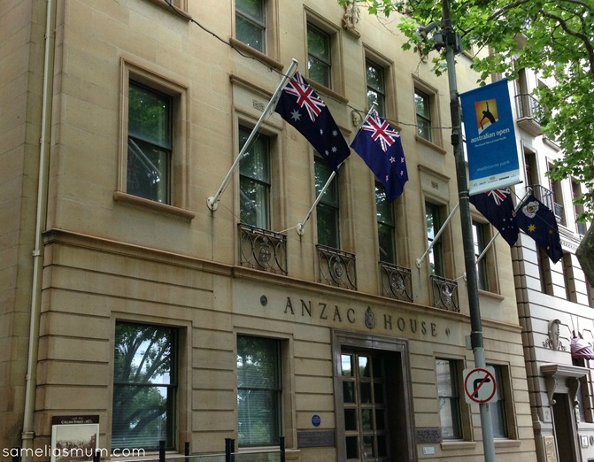 Melbourne Building 2