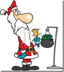 A_Holiday_Bell_Ringer_Dressed_As_Santa_Claus